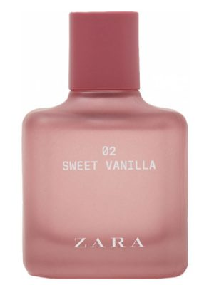 02 Sweet Vanilla Zara