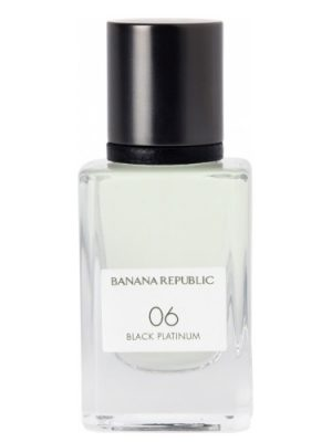 06 Black Platinum Banana Republic