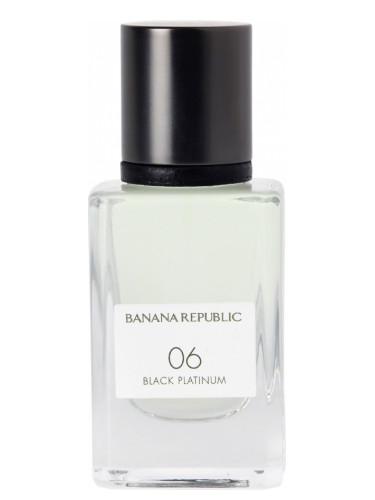 06 Black Platinum Banana Republic