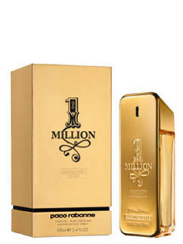 1 Million Absolutely Gold Paco Rabanne