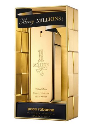 1 Million Merry Millions Paco Rabanne