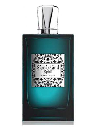 1. Samarkand Spirit for Man Begim