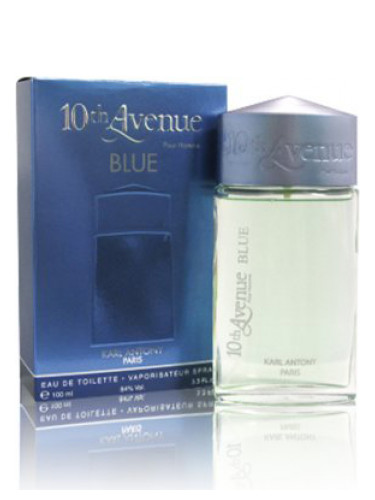 10th Avenue Blue 10th Avenue Karl Antony