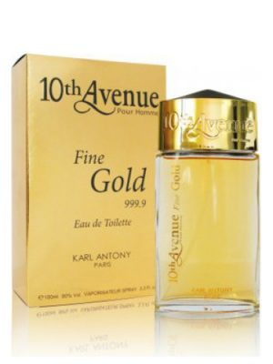 10th Avenue Fine Gold 999.9 10th Avenue Karl Antony