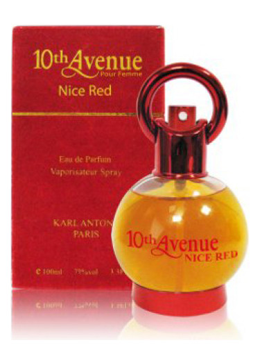 10th Avenue Nice Red 10th Avenue Karl Antony