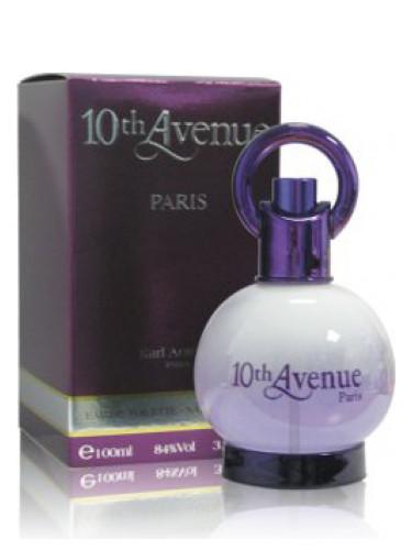 10th Avenue Paris 10th Avenue Karl Antony
