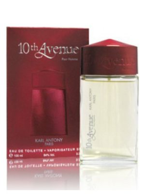 10th Avenue Red 10th Avenue Karl Antony