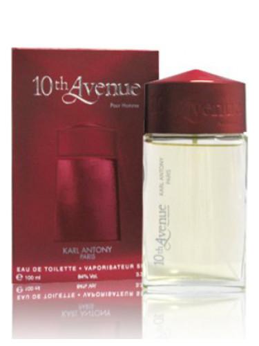 10th Avenue Red 10th Avenue Karl Antony