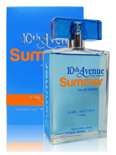 10th Avenue Summer 10th Avenue Karl Antony