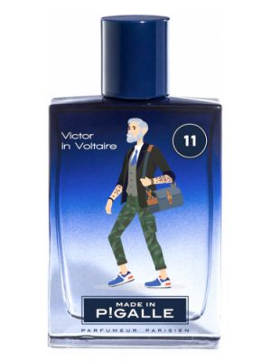 11 Victor In Voltaire Made In Pigalle