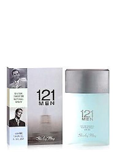 121 Men Shirley May