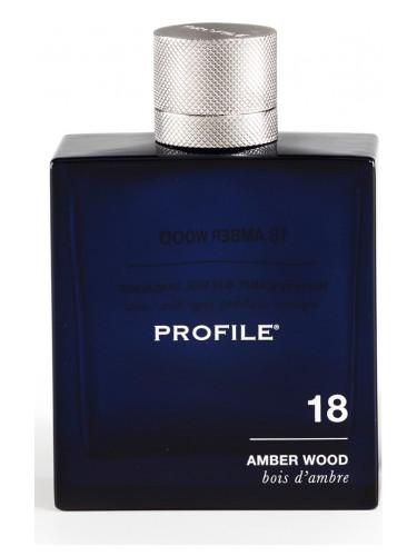 18 Amber Wood Profile