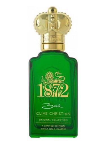 1872 Basil Clive Christian