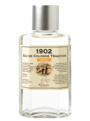 1902 Tonique Parfums Berdoues