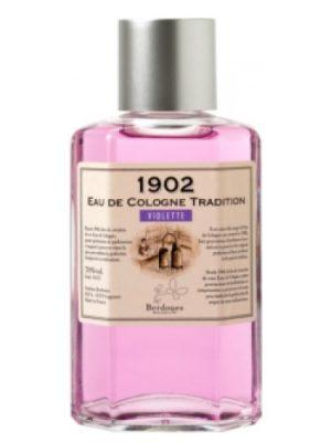 1902 Violette Parfums Berdoues