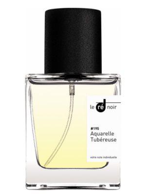 #195 Aquarelle Tubéreuse Le Ré Noir