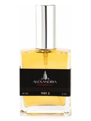 1981X Alexandria Fragrances
