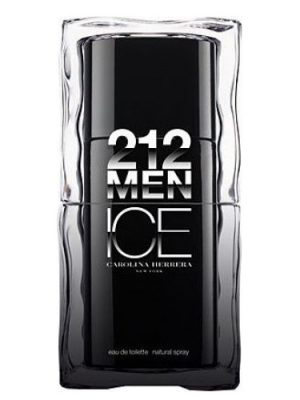 212 Men Ice Carolina Herrera