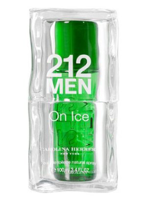 212 Men on Ice 2004 Carolina Herrera