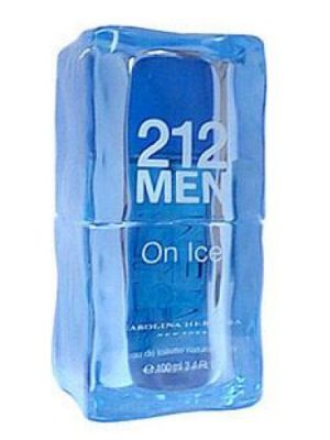 212 Men on Ice 2005 Carolina Herrera