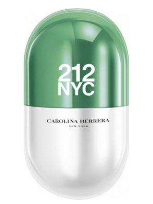 212 NYC Pills Carolina Herrera