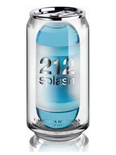 212 Splash for Women Carolina Herrera