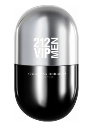 212 VIP MEN Pills Carolina Herrera