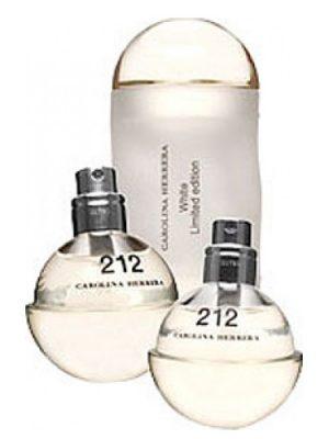 212 White Carolina Herrera