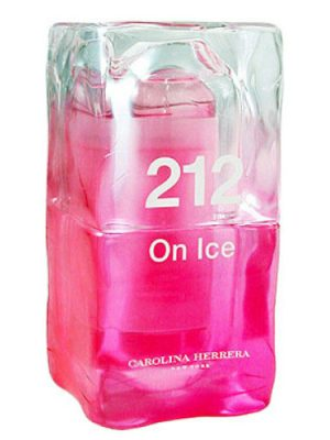 212 on Ice 2006 Carolina Herrera