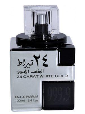 24 CARAT WHITE GOLD Lattafa Perfumes