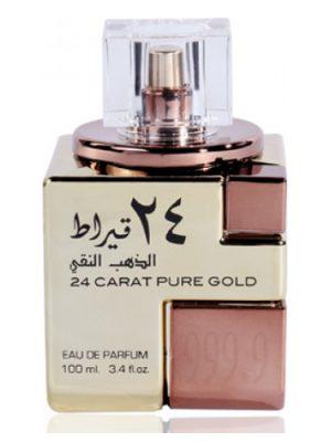 24 Carat Pure Gold Lattafa Perfumes