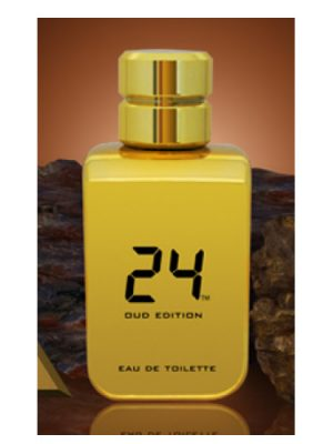 24 Gold Oud Edition Scent Story