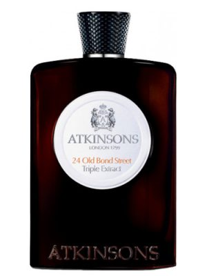 24 Old Bond Street Triple Extract Atkinsons