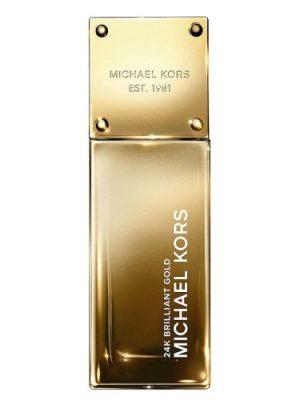 24K Brilliant Gold Michael Kors