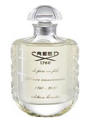 250 Years Anniversary Creed