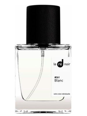 #261 Blanc Le Ré Noir