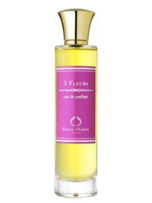 3 Fleurs Parfum d'Empire