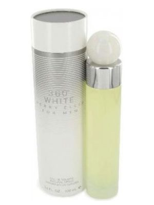 360° White for Men Perry Ellis