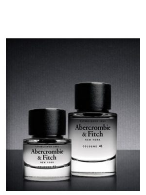 41 Cologne Abercrombie & Fitch
