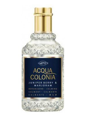 4711 Acqua Colonia Juniper Berry & Marjoram 4711