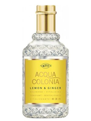 4711 Acqua Colonia Lemon & Ginger 4711