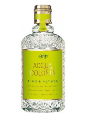 4711 Acqua Colonia Lime & Nutmeg 4711