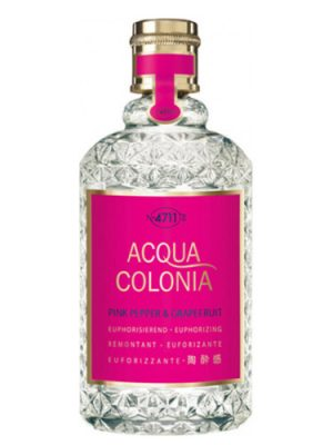 4711 Acqua Colonia Pink Pepper & Grapefruit 4711