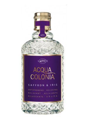 4711 Acqua Colonia Saffron & Iris 4711
