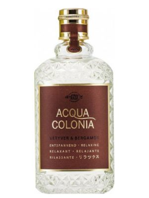 4711 Acqua Colonia Vetyver & Bergamot 4711