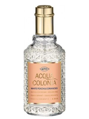 4711 Acqua Colonia White Peach & Coriander 4711