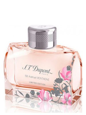 58 Avenue Montaigne Pour Femme Limited Edition S.T. Dupont