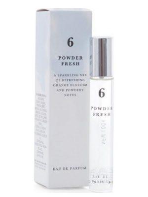 6 Powder Fresh New Look