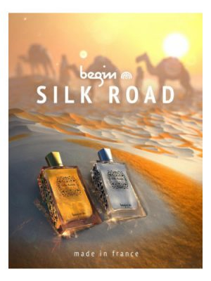 9. Silk Road For Him Begim