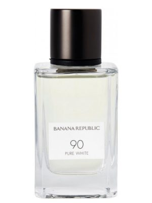 90 Pure White Banana Republic